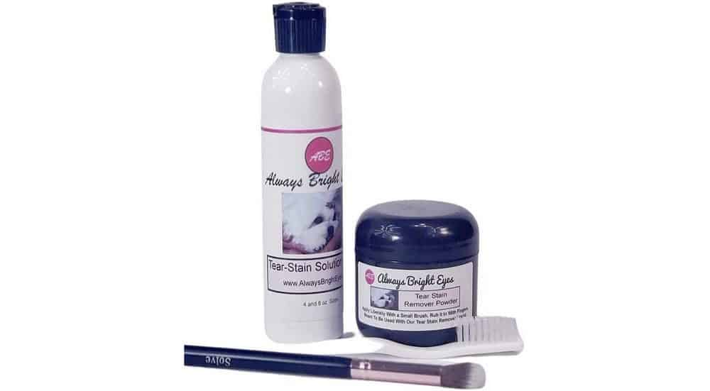 Always Bright Eyes Tear Stain Remover Set
