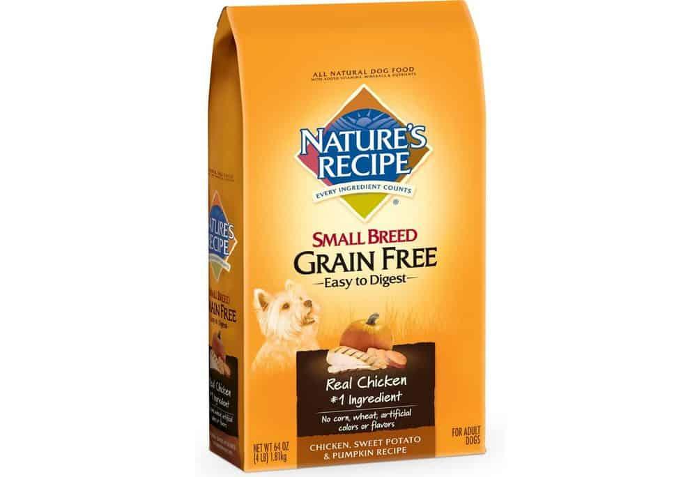 Natures Recipe Grain-Free Dry Foods