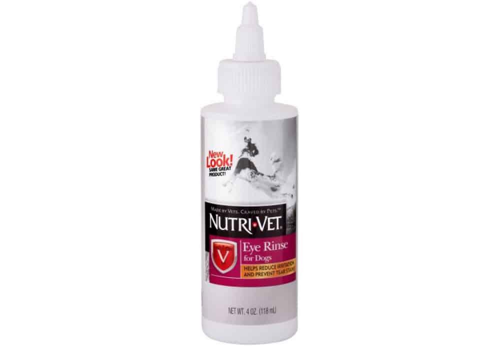 Nutri-Vet Eye Rinse Liquid For Dogs